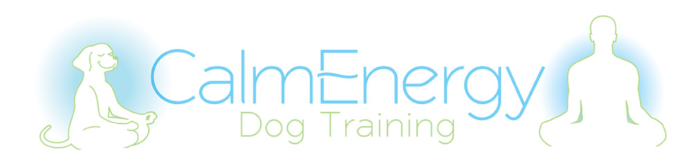 Calm Energy Dog Training Logo